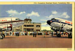 Youngstown Municipal Airport