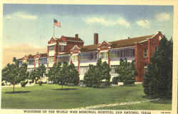 Woodmen Of The World War Memorial Hospital