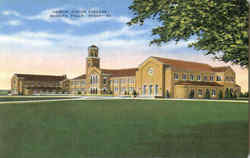 Hardin Junior College Postcard