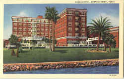Nueces Hotel Postcard
