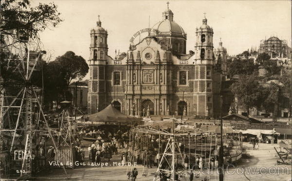 Villa de Guadalupe Mexico City