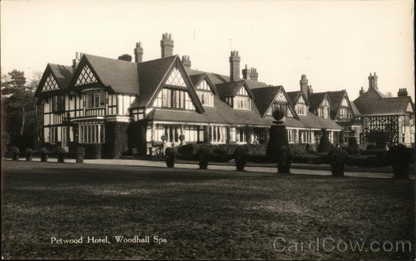 Petwood Hotel Woodhall Spa England Lincolnshire
