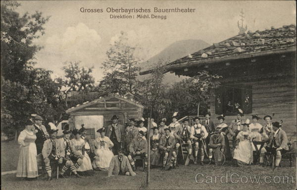Grosses Oberbayrisches Bauerntheater Germany