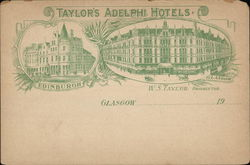 Taylor's Adelphi Hotels