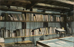 The Chained Library