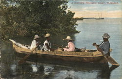 Native Fishing Boat
