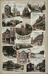 Greetings from Chester