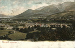 View of Town and Skiddaw