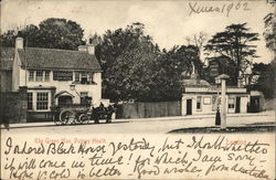 The Green Man, Putney Heath, London