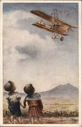 First Flight of the Luftfarht Görlitz, from Görlitz Flugtage Aug 9 & 10 1924.