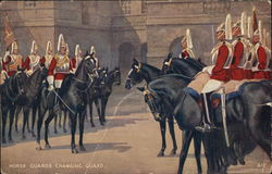 Horse Guards Changing Guard