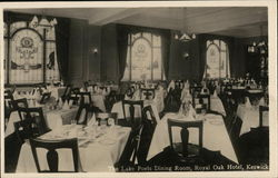Royal Oak Hotel - The Lake Poets Dining Room