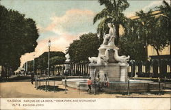 India Park and Monument