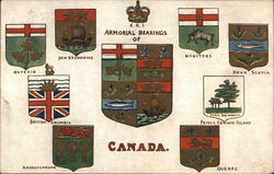 ARMORIAL BEARINGS OF CANADA.