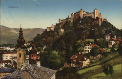 View of City and Castle
