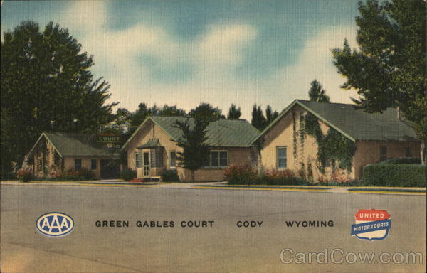 Green Gables Court Cody Wyoming
