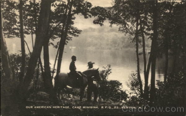 Our American Heritage, Camp Minisink Newton New Jersey