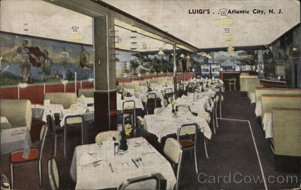 Luigi S Restaurant And Bar