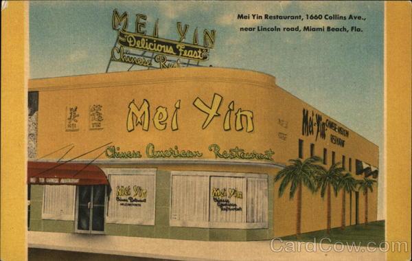 Mei Yin Chinese Restaurant