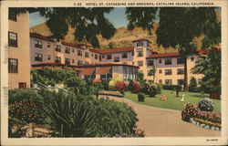 Hotel St. Catherine and Grounds
