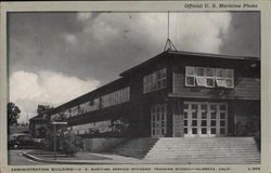 U.S. Maritime Service Officers Training School - Administration Building