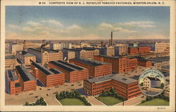 R. J. Reynolds Tobacco Factories