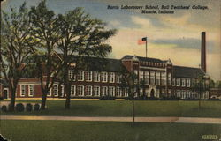 Burris Laboratory School, Ball Teachers' College