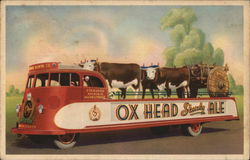 Ox Head Sturdy Ale