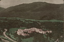 Greenbrier Hotel and Cottages