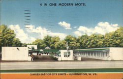 4 In One Modern Motel
