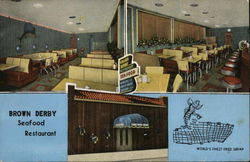 Johnnie Smith's Brown Derby Sea Food Restaurant