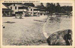 West Side, Spring Lake Beach