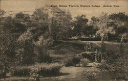 Ernst Nature Theatre at Western College