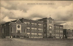 Main Building, Don Bosco College