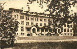 Santa Rita Hall, Dormitory for Freshmen, College of Saint Elizabeth