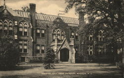 Seminary Hall at Drew University