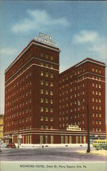 Richford Hotel, State St., Perry Square