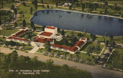 St. Petersburg Junior College - Aerial View