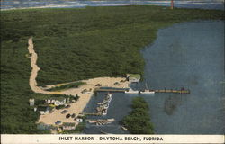 Inlet Harbor - Bird's-Eye View