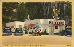 Phillips Drive-In Cafe - One of the Show Spots