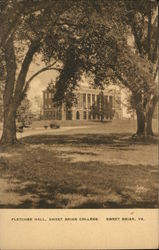 Fletcher Hall, Sweet Briar College
