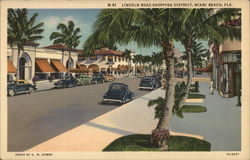 Lincoln Road Shopping District