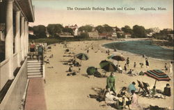 The Oceanside Bathing Beach and Casino