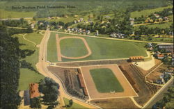 Doyle Stadium Field