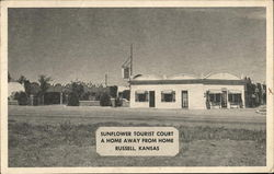 Sunflower Tourist Court