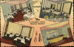 Welcome to The Grand Cafe