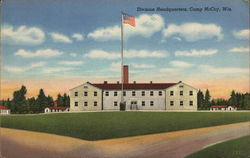 Division Headquarters, Camp McCoy