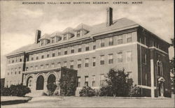 Richardson Hall - Maine Maritime Academy