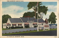 Kobs Searsport Lobster Pound