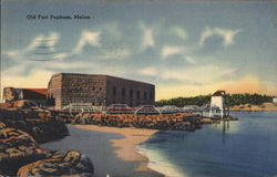 Old Fort Popham